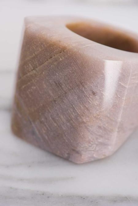 Kathleen Whitaker Petrified Wood Ring