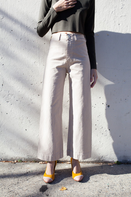 Jesse Kamm Sailor Pant in Street