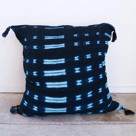 Indego Africa Mudcloth Floor Pillow
