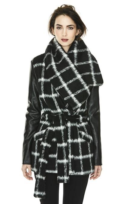 Melissa Nepton 'Vinnie' coat