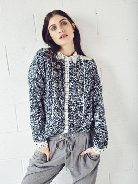 Melissa Nepton 'Elizabeth' blouse