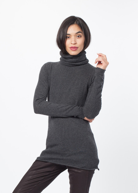 Kristensen du Nord Raw Edge Turtleneck