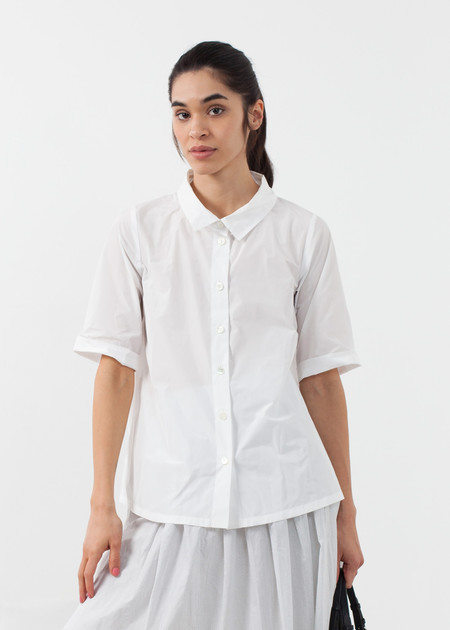 Hudson Short Sleeve Button Up