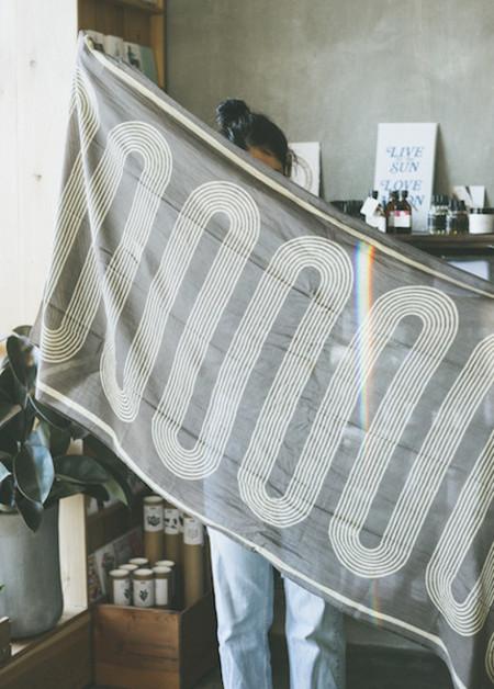 Block Shop Textiles - Sidewinder Scarf