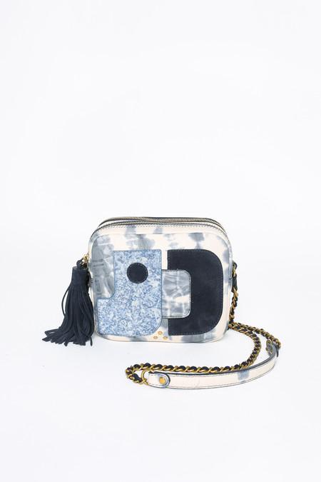Jerome Dreyfuss Pascal Shoulder Bag in Caviar Tie Dye