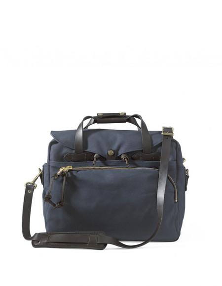 Filson Padded Computer Bag Navy