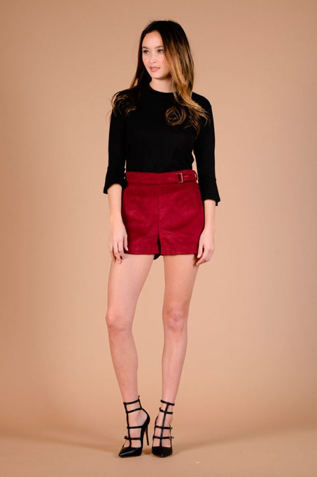 LUCCA Remi Belted Short