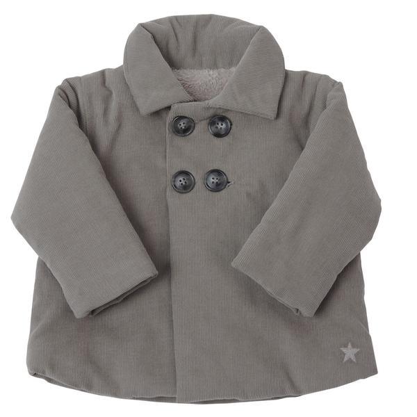 Kid's Numaé Paris Gris Malo Coat