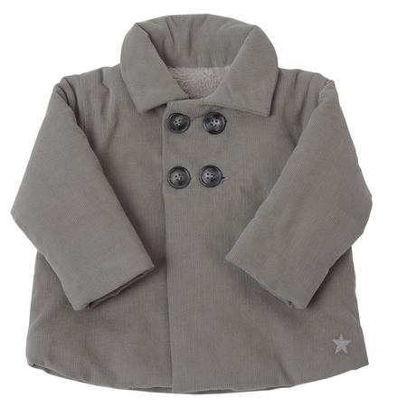 Kid's Numaé Paris Gris Malo Coat