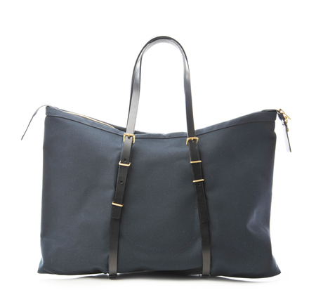 Unisex Southern Field Industries Indigo and Black SF Holdall