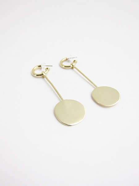 Quarry Marja Earrings, Bronze
