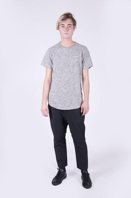 John Elliott Classic Crew T-Shirt Co-Mix Grey