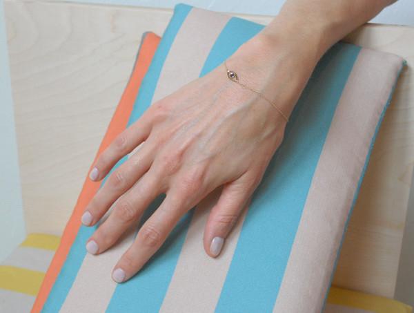 Kristen Elspeth Evil Eye Bracelet