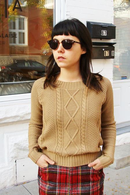 Meemoza Merino Sweater - Oatmeal