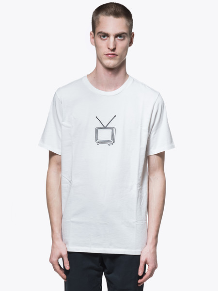 Rag & Bone Tv Embroidery Tee