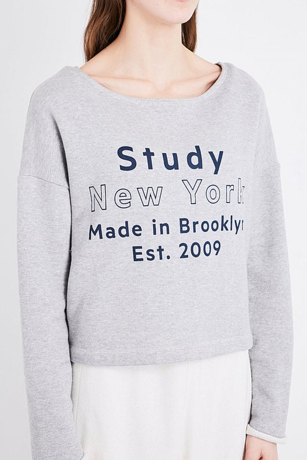 Study NY Logo Sweatshirt