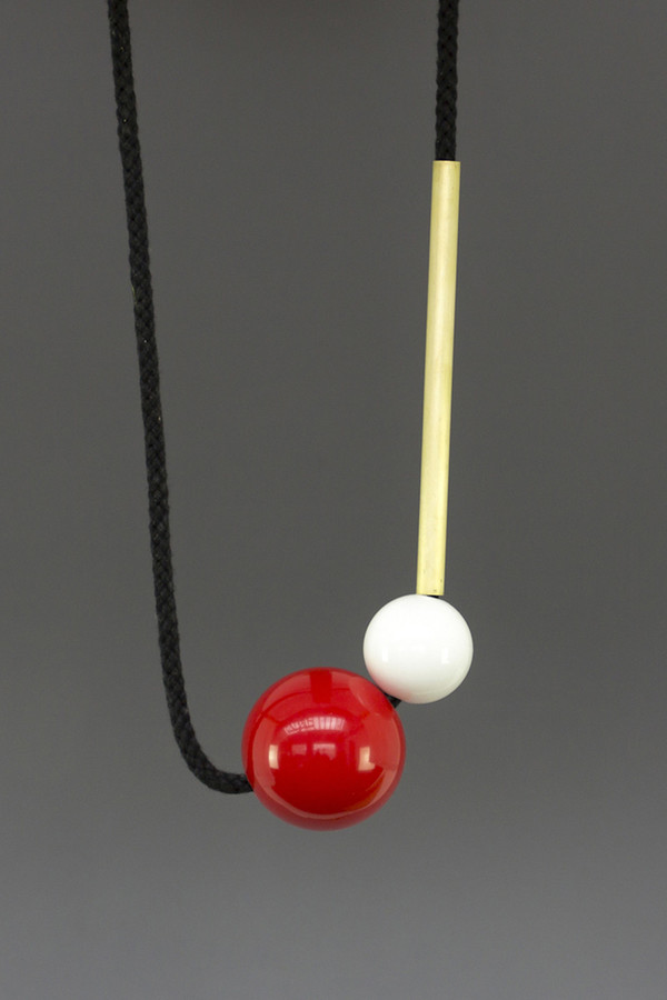 One We Made Earlier Popova Necklace