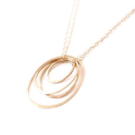 Favor Cluster Necklace