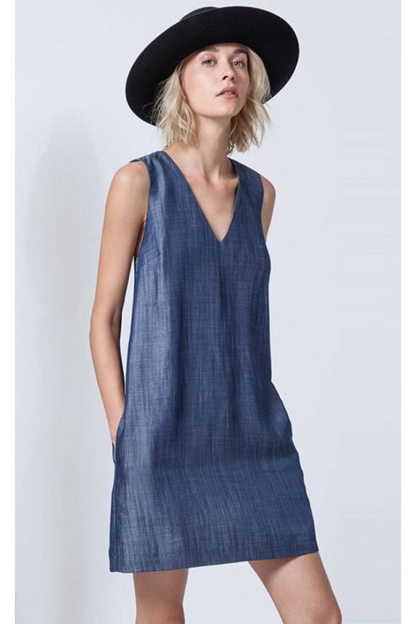 Morgan Carper SEKA DRESS