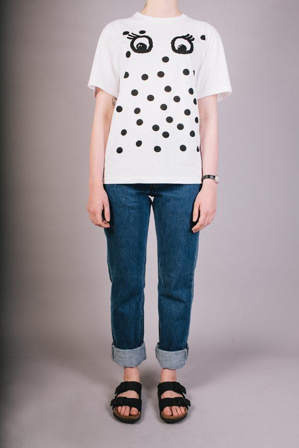 Peter Jensen X Peanuts Eyelash Belle T-Shirt