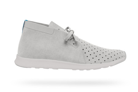 Native Shoes Apollo Chukka (Pigeon Grey/Pigeon Grey)