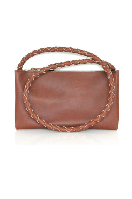 ARA Handbags Shoulder Starp No. 2 (Tobacco Oil Tanned)