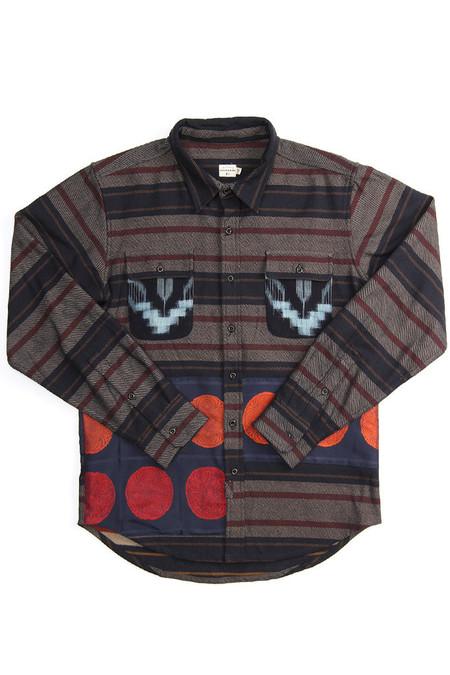 B&B x Kiriko Boro Shirt 2