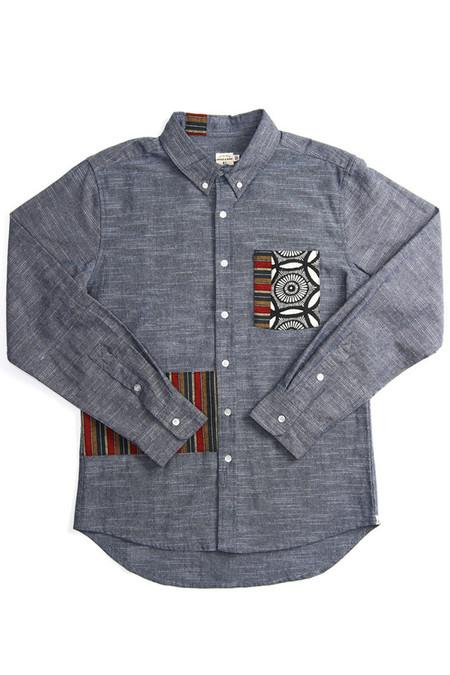 B&B x Kiriko Boro Shirt 5