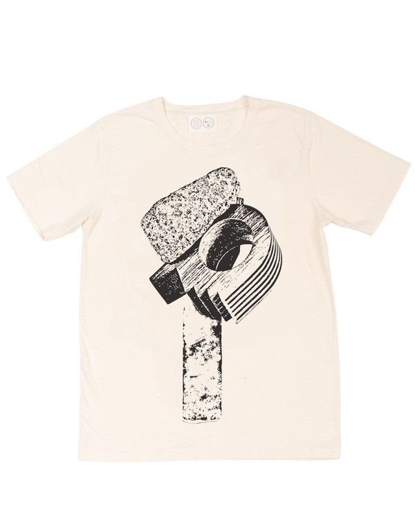 Olderbrother Rason Jens Collab - Analog Graphics Tee