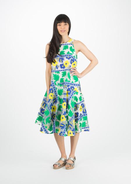 P.A.R.O.S.H. Penelope Floral Dress