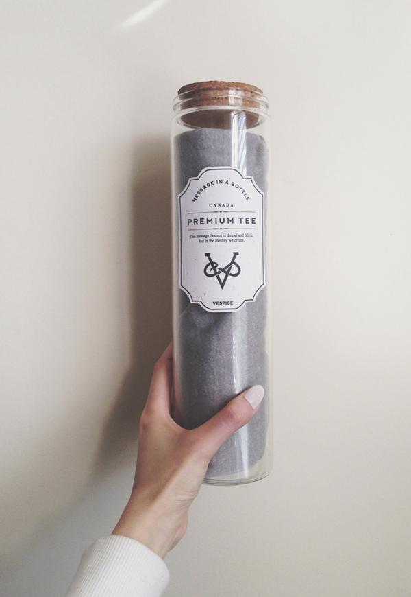 Vestige Premium Tee - Origami