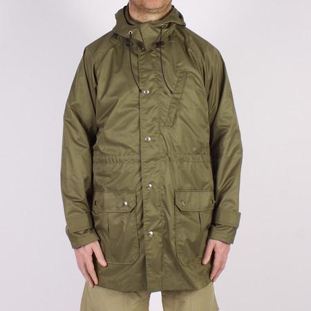 Battenwear Cloudburster Jacket - Olive Poly Ripstop
