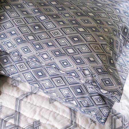 Erica Tanov small diamond pillowcases