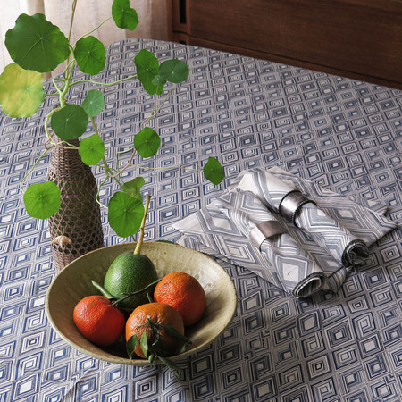Erica Tanov small diamond tablecloth