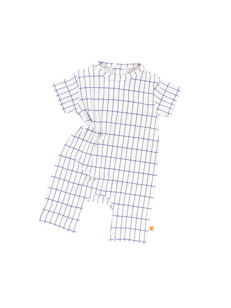 Kid's Tiny Cottons GRID ONEPIECE