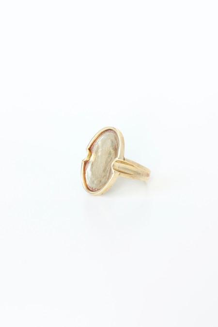 Aesa Fortunes Crest Ring