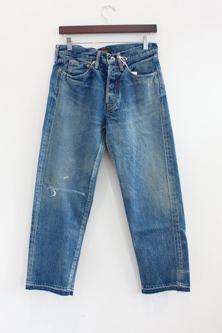 Chimala Ankle cut jeans in light wash