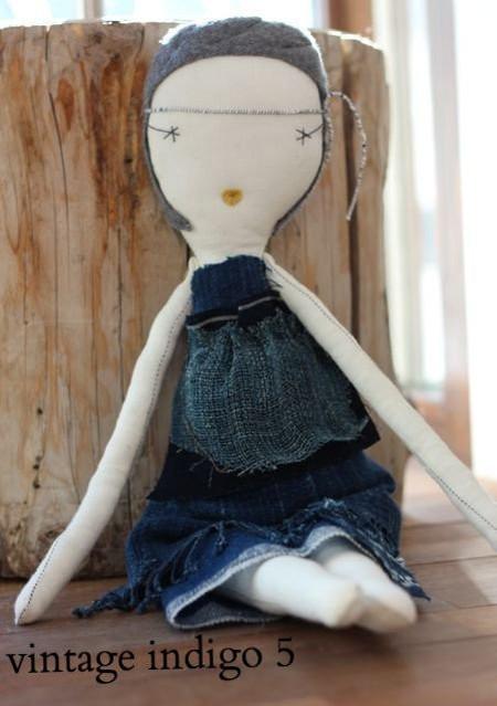 Jess Brown Indigo Dolls