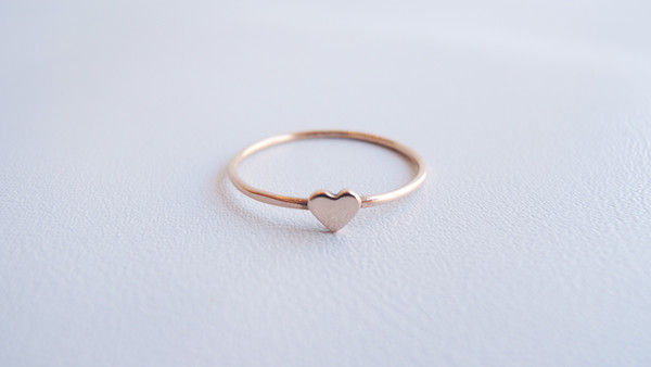 Heart - Rose Gold