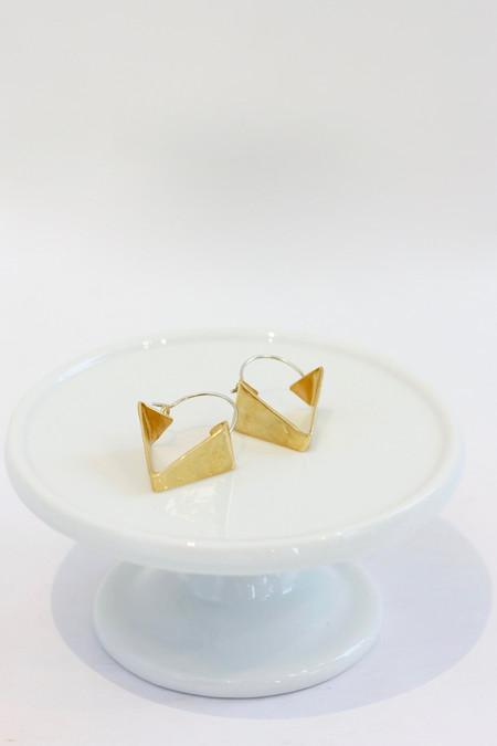 Odette New York Rift Earrings