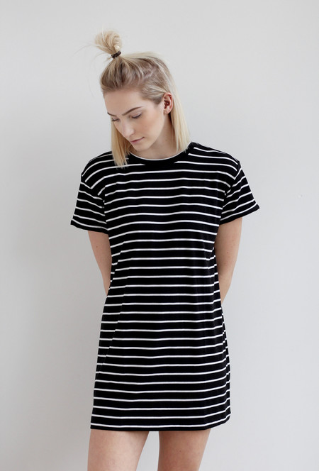 Bella Luxx Women's East Lake t-shirt dress