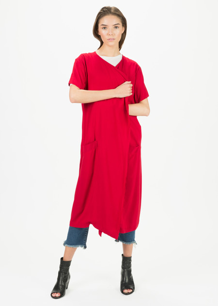 Nocturne #22 Short Sleeve Robe