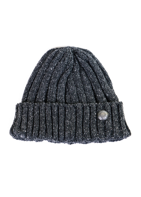 3Sixteen Watch Cap - Charcoal Cable Knit