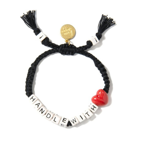 Venessa Arizaga Handle With Love Bracelet