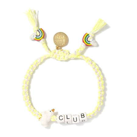 Venessa Arizaga Unicorn Club Bracelet