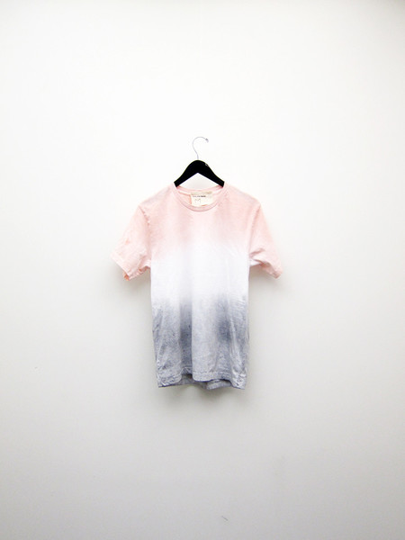 Audrey Louise Reynolds T-Shirt - Pink/White/Grey