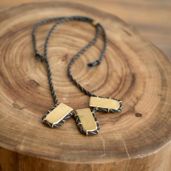 Erin Considine Triple Gully Necklace