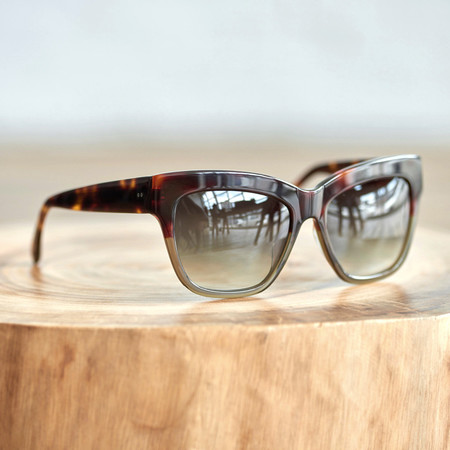 Steven Alan Optical Steven Alan Bellmore Forest Tortoise