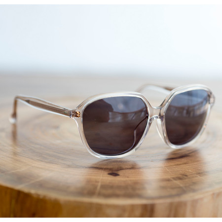 Steven Alan Optical Roxbury Light Grey Crystal