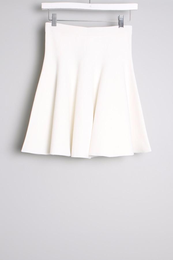 Jonathan Simkhai Knit Flare Skirt
